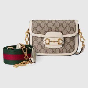 Gucci vintage saddle bag    size 8W x 5.7H x 2D